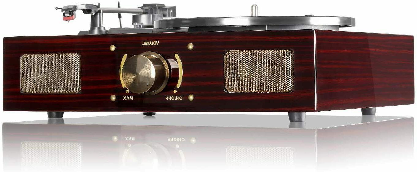 Vintage With Speaker In 3