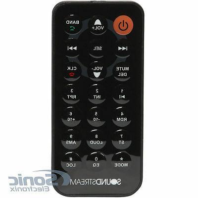 Soundstream VM-22B Bluetooth Digital Stereo
