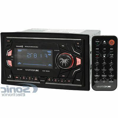 Soundstream VM-22B Bluetooth Digital Media Stereo Receiver