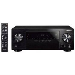 Pioneer VSX-531 3D Ready A/V Receiver - 5.1 Channel - Black