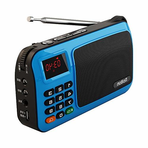 w405 portable mini fm radio