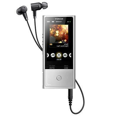 walkman nw zx100hn music player