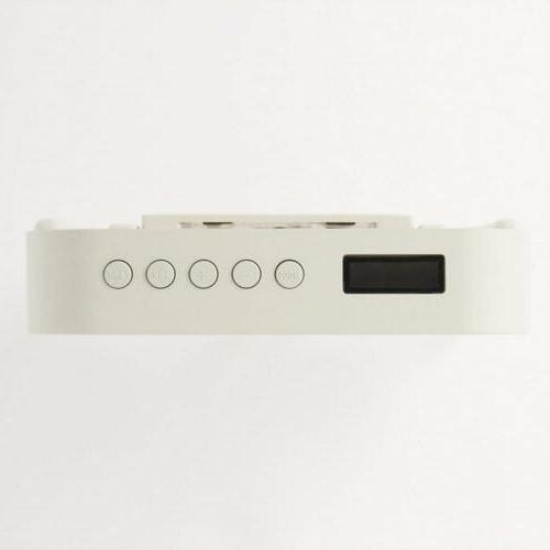 MUJI Wall Player with FM Radio