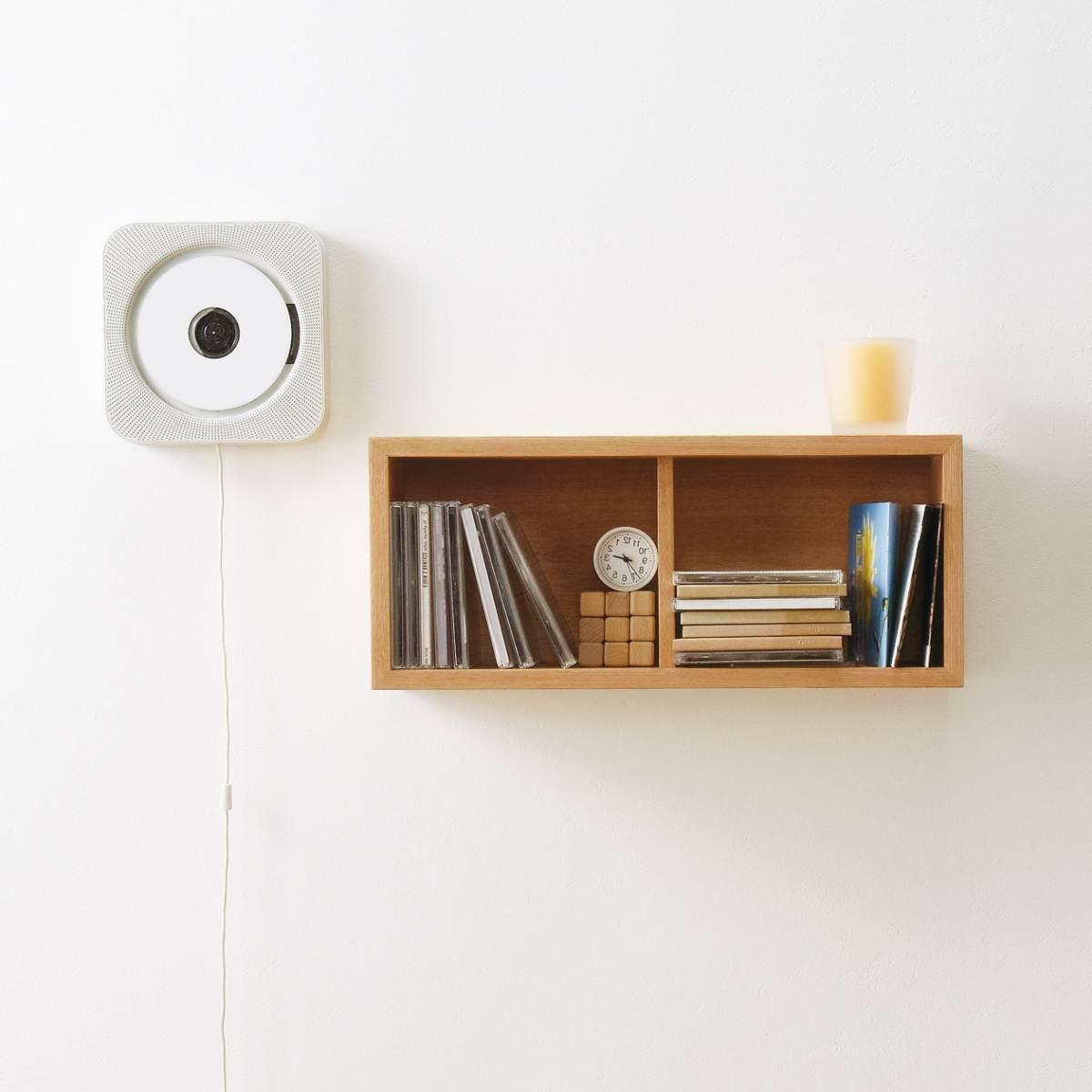 MUJI player FM radio CPD-4 F/S from