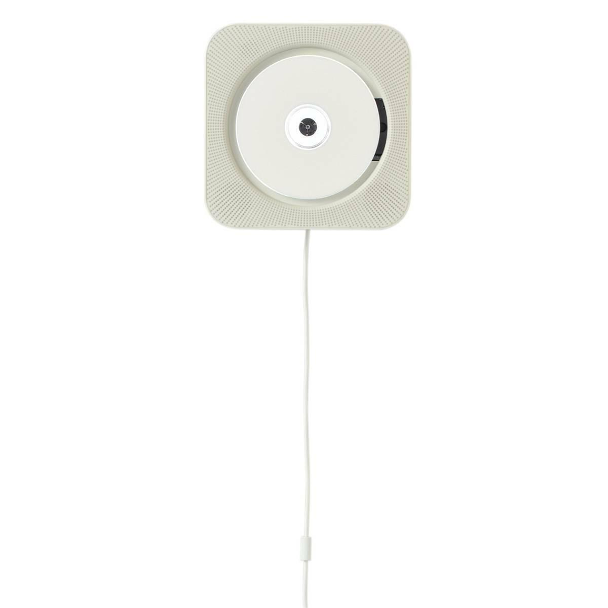 MUJI Wall mounted player with CPD-4 F/S