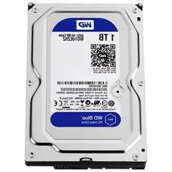 WD Blue 1 TB 3.5-inch SATA 6 Gb/s 5400 RPM PC Hard Drive - S