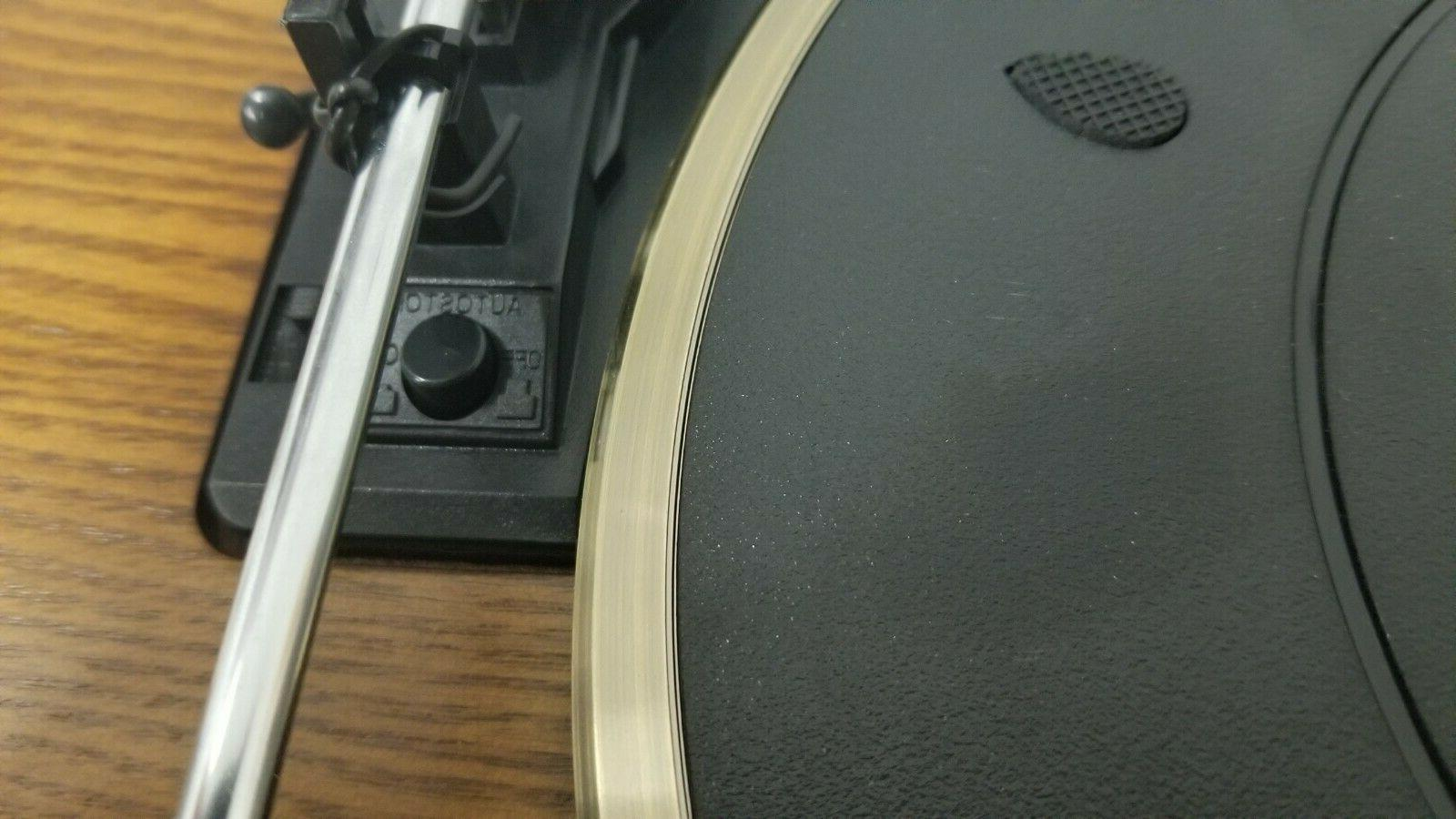 Rcm Stereo Natural Vinyl