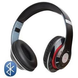 HD Wireless Headphones With Built-in Microphone by Soundlogi