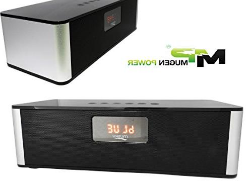 wireless portable bluetooth stereo fm