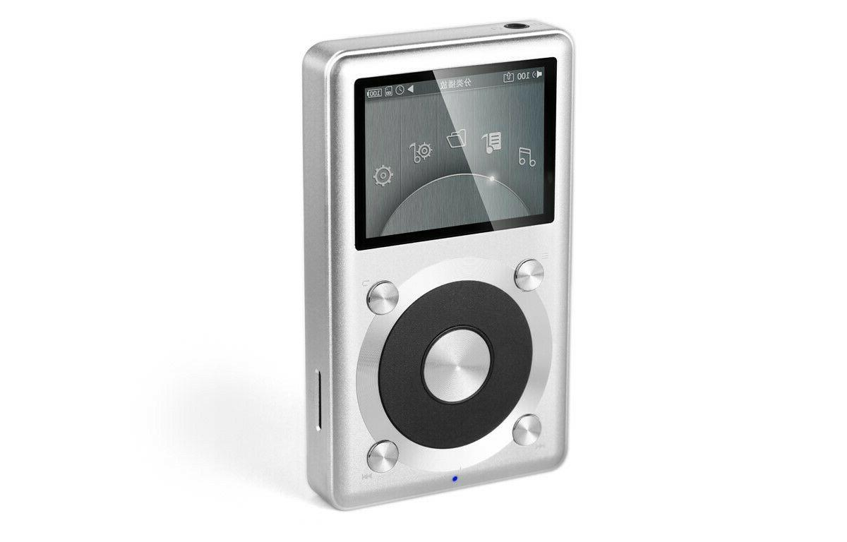 FiiO X1   High Resolution Lossless Music Player, Silver
