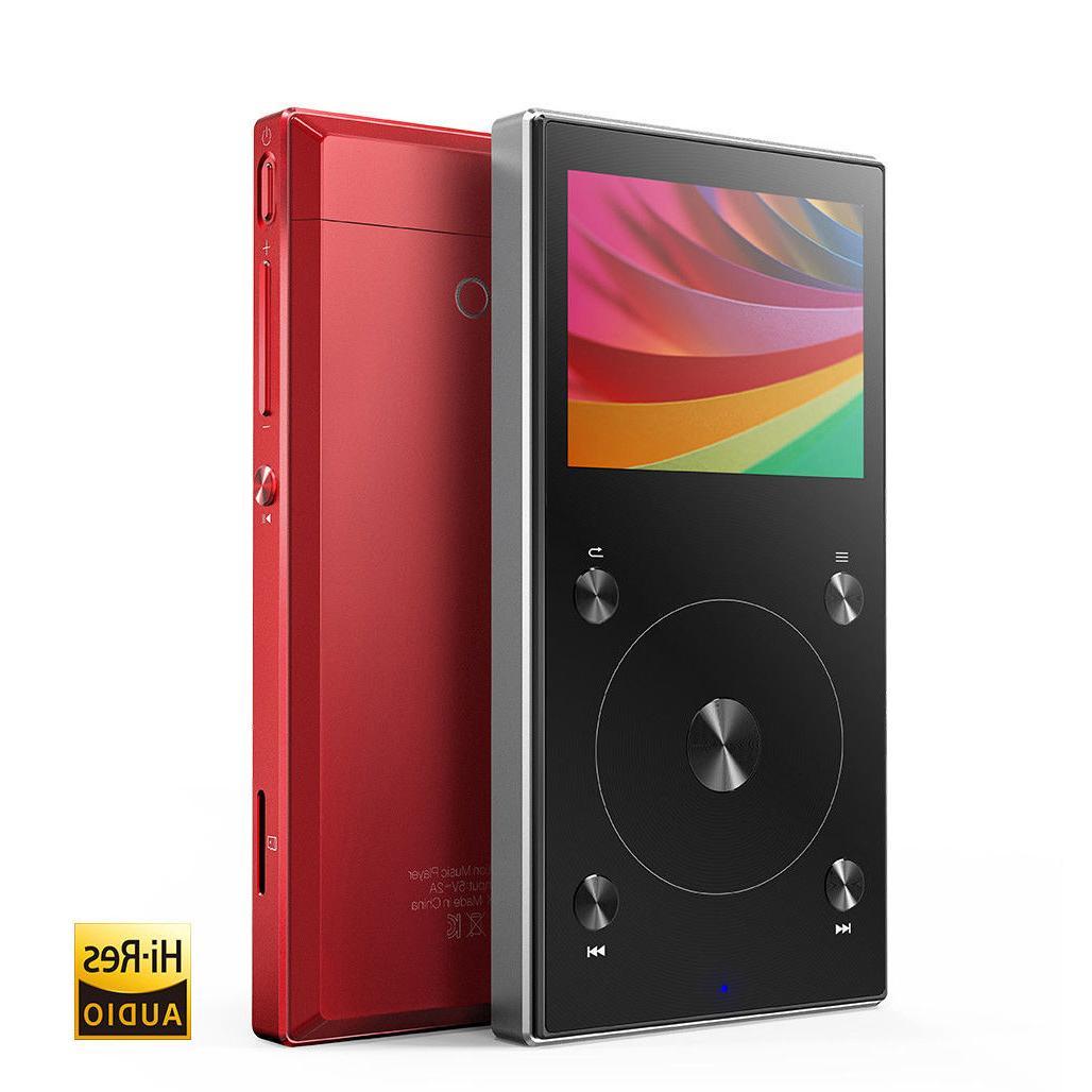 FiiO X3 Mark III Music Player  High Resolution Digital Audio