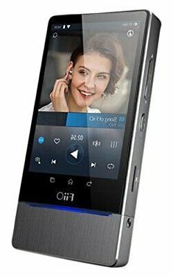 Fiio X7 Portable High-Resolution Audio Player Supports WAV,