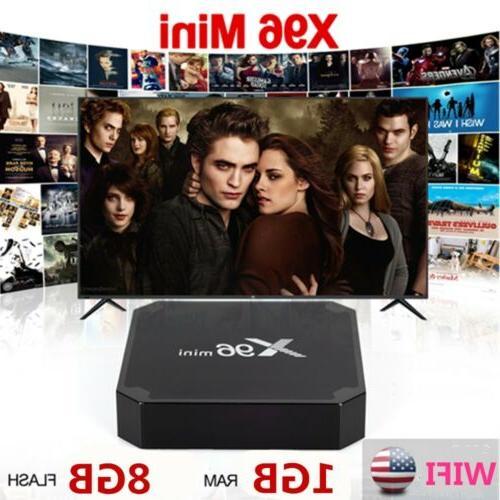 x96 mini 1 8gb s905w smart tv