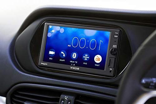 Sony CarPlay Media Receiver Bluetooth