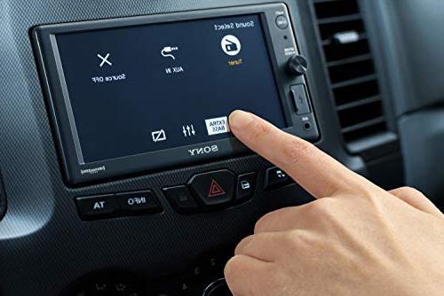 Sony CarPlay with Bluetooth