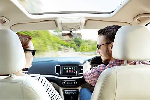 Sony XAVAX1000 CarPlay Receiver with Bluetooth