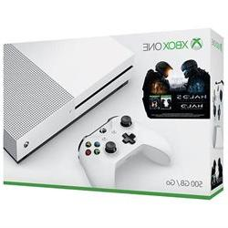 Xbox One S Halo Collection 500GB Bundle
