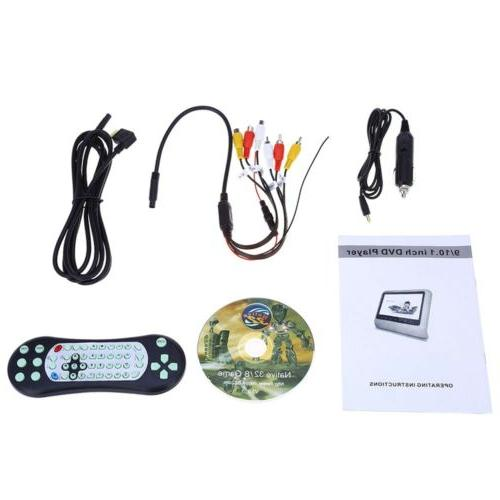 XD9901 Car Headrest x LCD Monitor