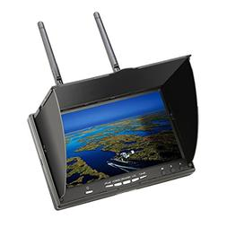 EACHINE LCD5802D FPV Monitor with DVR 5.8G 40CH 7 Inch OSD D