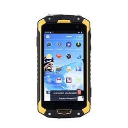 Hipipooo LEMHOOV L15 Waterproof Dustproof Shakeproof Walkie-