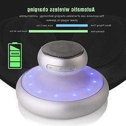 Levitation Speaker UPPEL Wireless Bluetooth Speaker With Lig