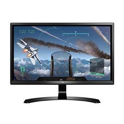 LG 24UD58-B 24 LED LCD Monitor - 16:9 - 5 ms - 3840 x 2160 -