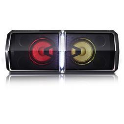 LG 600W Loudr Speaker System Bluetooth, Dance Lighting Effec
