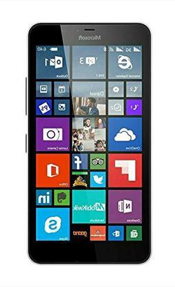 Microsoft Lumia 640 XL Unlocked GSM Smartphone - Black
