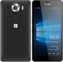 Microsoft Lumia 950 RM-1105 32GB 4G LTE Windows 10 GSM Unloc