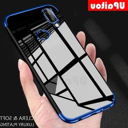 UPaitou Luxury Plating Case for Huawei Honor Play <font><b>P