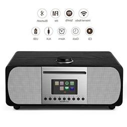 LEMEGA M5+ All-in-One Smart Music System  with CD, Wi-Fi, In