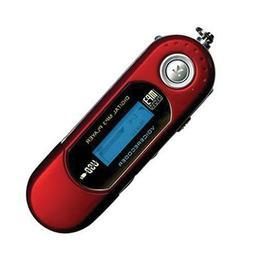 Nextar MA933A-1R 1 Gig MP3 Player Red