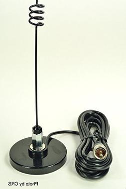 Workman Magnetic Mobile Antenna Ham Radio 2 Meter/70 cm 140