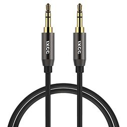 iXCC 3Ft Male to Male 3.5mm Universal Auxiliary Audio Stereo
