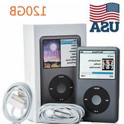 Apple MB565LL/A iPod Classic - 120 GB, Black