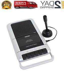 JENSEN MCR-100 Cassette Player/Recorder Audio Players Carry