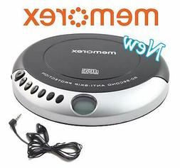 Memorex MD6461 Personal Portable CD Player with 60 Seconds A