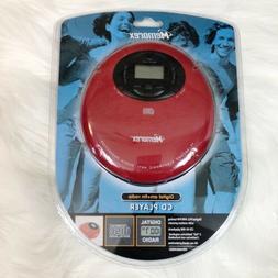 NEW Sealed Memorex MD6883MBL Personal 45 sec Anti Shock CD P