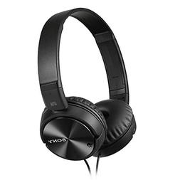 Sony Mdr-Zx110Na Overhead Noise Cancelling Headphones - Blac