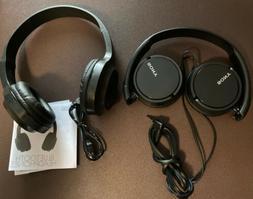 Sony MDRZX110/BLK ZX Series Stereo Headphones