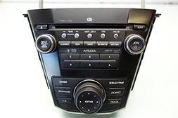 2010 2011 2012 2013 Acura MDX Tech Radio AM FM CD player 391