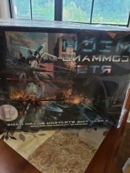 Mech Command RTS Core Set 1st Edition + 5-6 Player Expansion