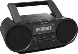 SONY MEGA-BASS PORTABLE STEREO CD PLAYER BOOMBOX AM/FM RADIO
