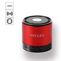 Metal Portable Bluetooth Speakers,Mini Stereo Wireless Speak