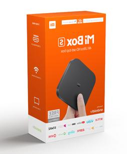 Xiaomi Mi Box S 4K HDR Android TV Streaming Media Player w/G