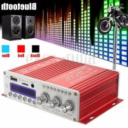 Digital Mini Bluetooth HiFi Stereo Amplifier Audio AMP For C