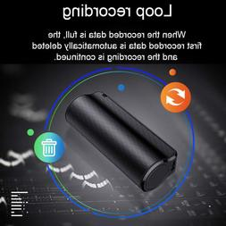16GB Spy Recording Device Voice Activated Recorder Mini Magn