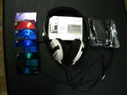 sony mini disc player and recorder plus 5 mini disc & ear ph