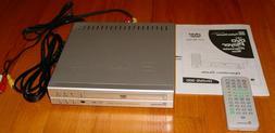 Cyberhome Mini DVD Player with Progressive Scan CH-DVD 300