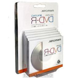 Memorex 30 min./1.4 GB Mini DVD-R